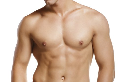 Male Chest Gynecomastia